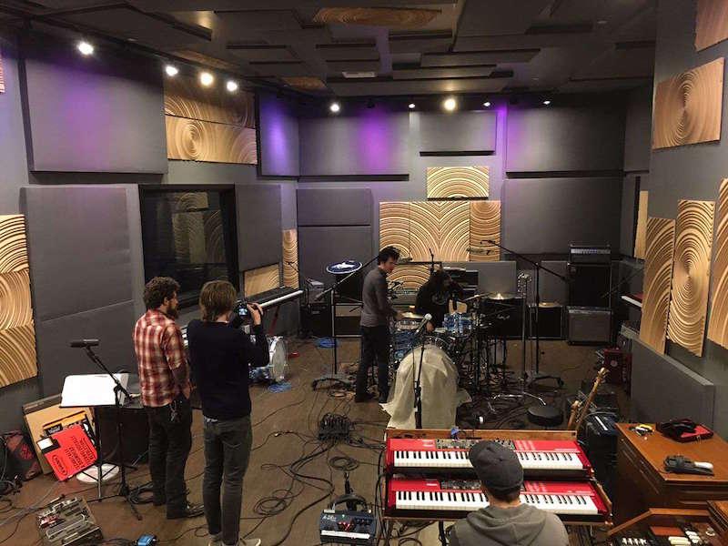 Produce Like A Pro S Full Band Recording Setup At Hybrid Studios Hybrid Studios